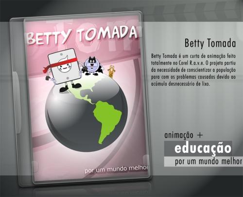 :: Betty Tomada :: Animação 2d ::