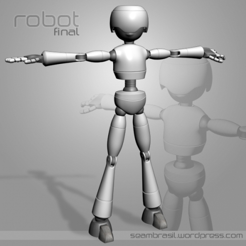 :: Robot Final 01 ::